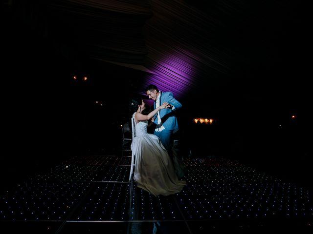 La boda de Leo y Alix en Tlayacapan, Morelos 167