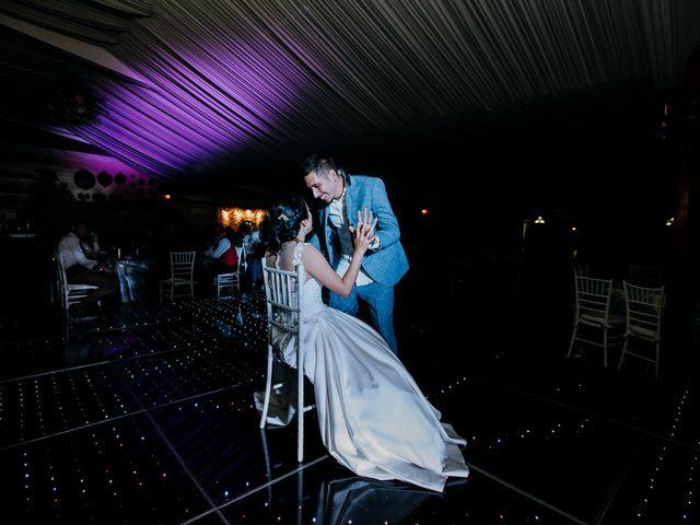 La boda de Leo y Alix en Tlayacapan, Morelos 168