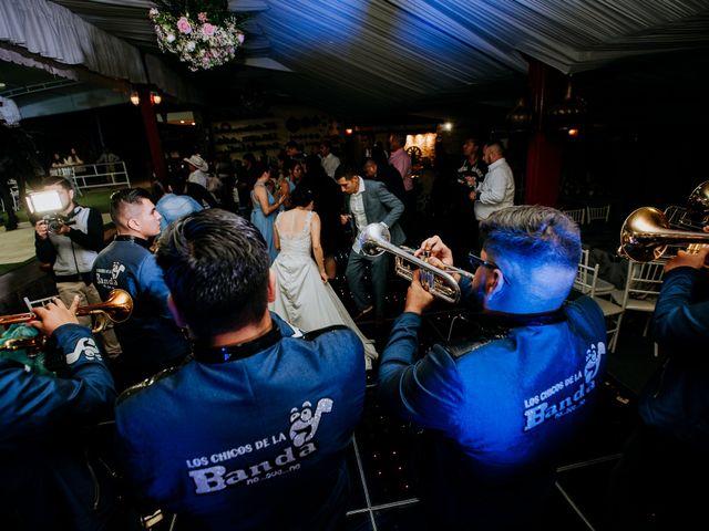 La boda de Leo y Alix en Tlayacapan, Morelos 180