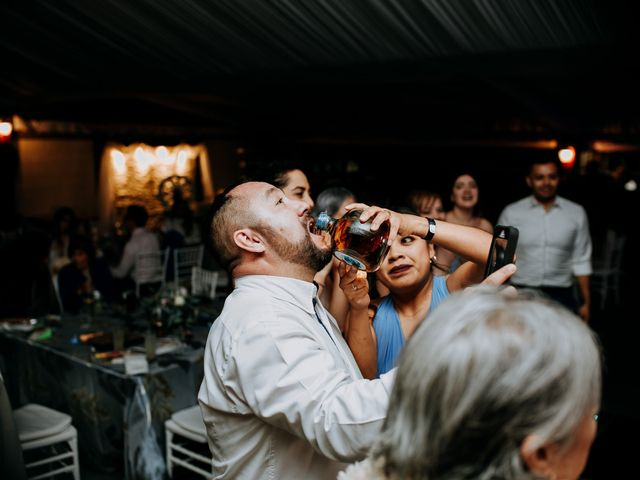 La boda de Leo y Alix en Tlayacapan, Morelos 183