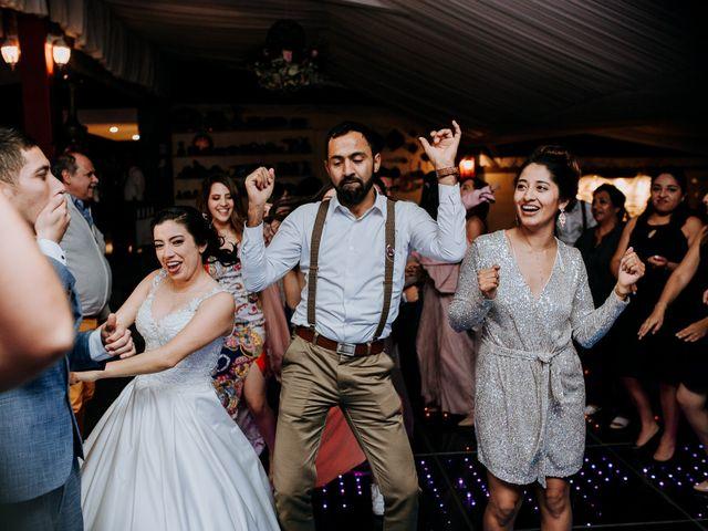La boda de Leo y Alix en Tlayacapan, Morelos 190