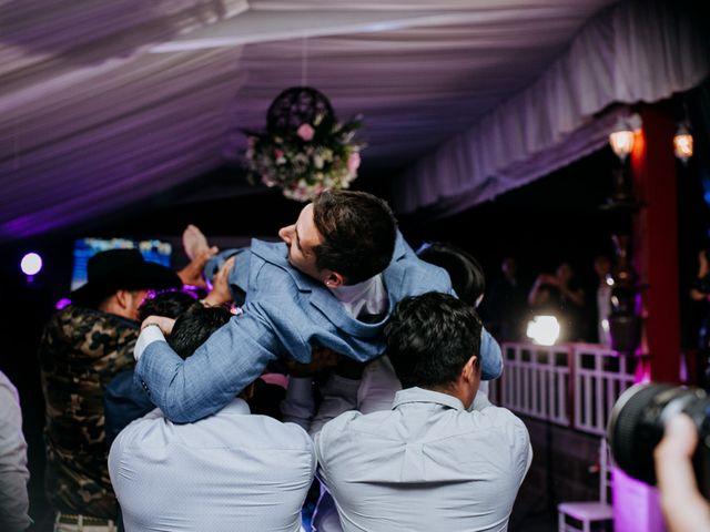La boda de Leo y Alix en Tlayacapan, Morelos 206