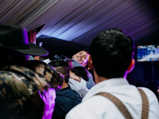 La boda de Leo y Alix en Tlayacapan, Morelos 207