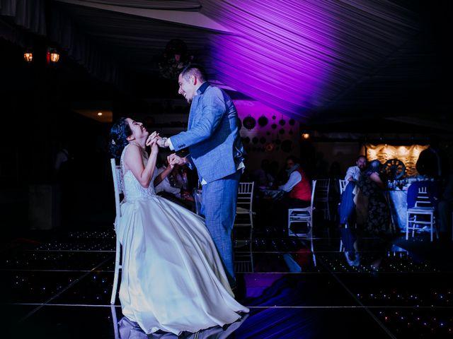 La boda de Leo y Alix en Tlayacapan, Morelos 212
