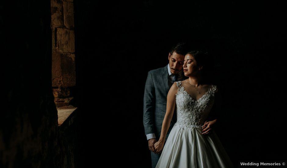 La boda de Leo y Alix en Tlayacapan, Morelos