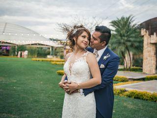 La boda de Cohinda y Mauricio