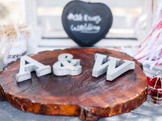 La boda de Ale y Wes 3