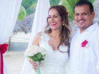La boda de Irene y Mauricio