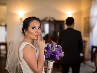 La boda de Kary y Jorge 1