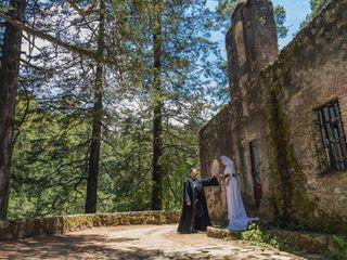 La boda de Lidya y Álex 1