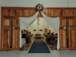 La boda de Itzel y Diego 1