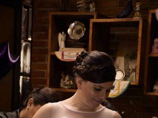 La boda de Lizbeth y Iván 2