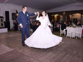 La boda de Lizbeth y Iván
