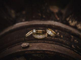 La boda de Monserrat y Hanner 1