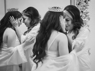 La boda de Jackie y Isaac 2