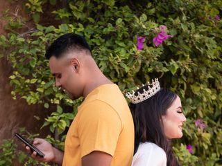 La boda de Jackie y Isaac 3