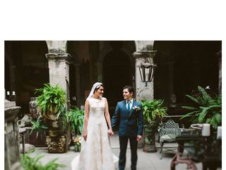 La boda de Dinorah  y Jorge