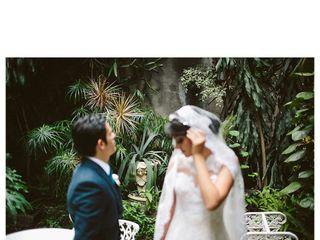 La boda de Dinorah  y Jorge 2
