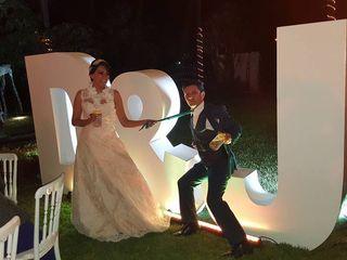 La boda de Dinorah  y Jorge 3