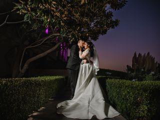 La boda de Anahi y Carlos