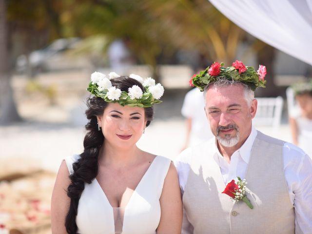 La boda de Ale y Wes