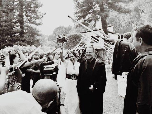 La boda de Lidya y Álex