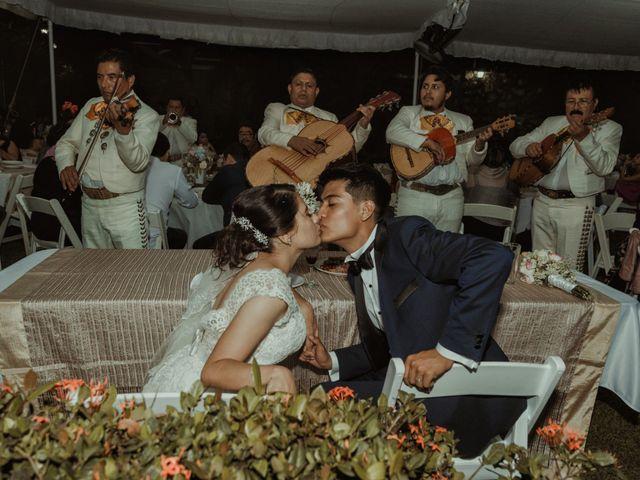La boda de Itzel y Diego