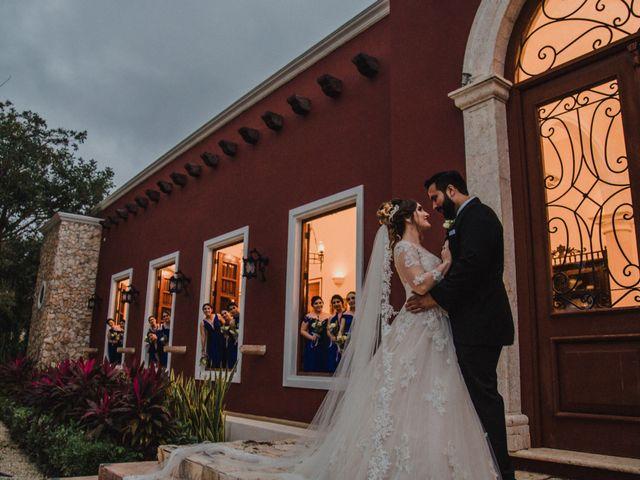 La boda de Hanner y Monserrat en Mérida, Yucatán 1