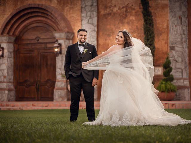 La boda de Jackie y Isaac