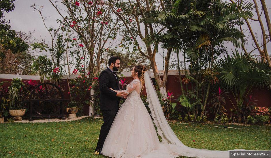La boda de Hanner y Monserrat en Mérida, Yucatán