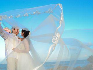 La boda de Vania y Gerardo