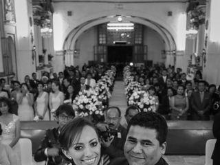 La boda de Leticia Samperio  y Edhimir Velázquez  2