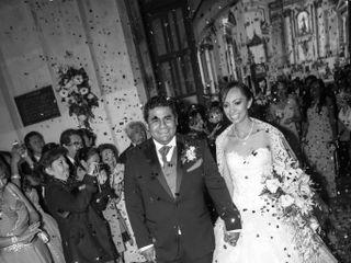 La boda de Leticia Samperio  y Edhimir Velázquez  3