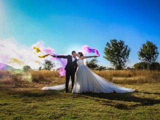 La boda de Blanca y Jair