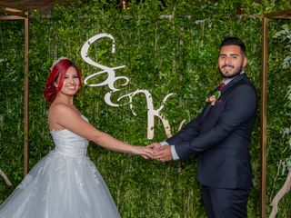 La boda de Sonia y Kevin