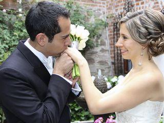 La boda de Rouba y Ramón