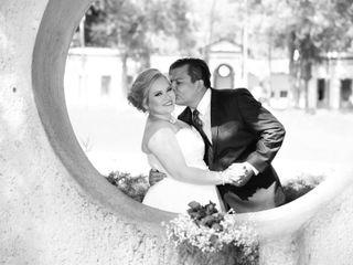 La boda de Scarlett y Carlos