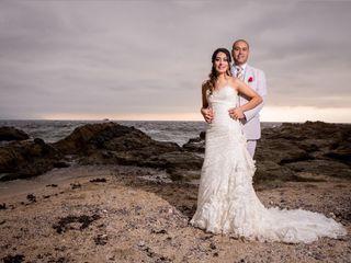 La boda de Julieta y Hugo