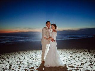 La boda de Mayra y Isaias