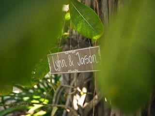 La boda de Lynn y Jason 1