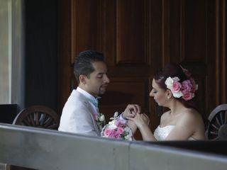 La boda de Serch y Alon