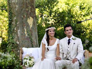 La boda de Clara y Raúl