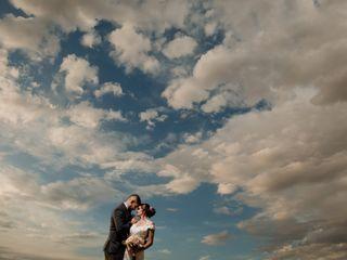 La boda de Aracely y Manuel