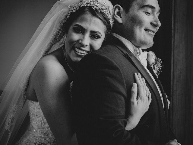 La boda de Sofía y Hazael