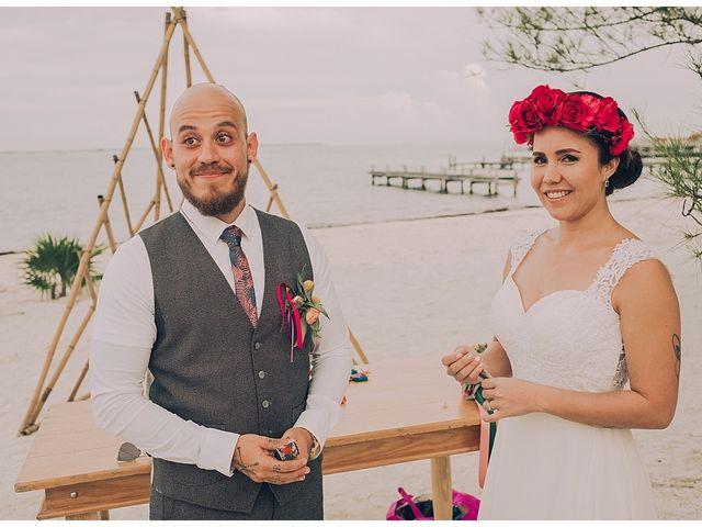 La boda de Alejandra y Omar