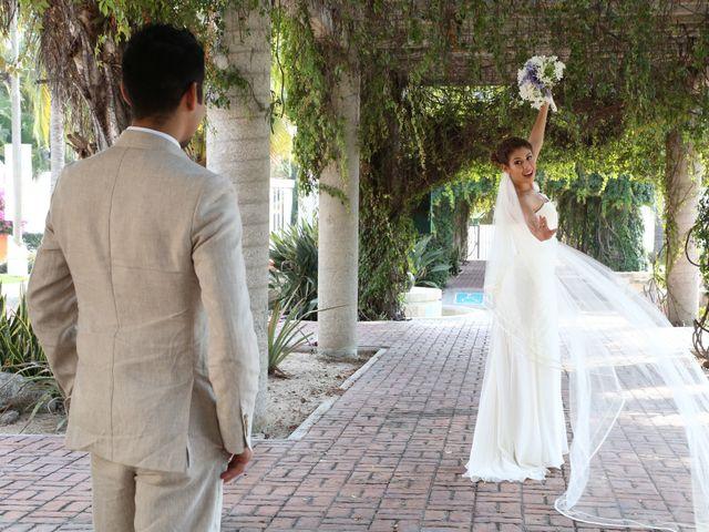 La boda de Alfonso y Laura en Huatulco, Oaxaca 2