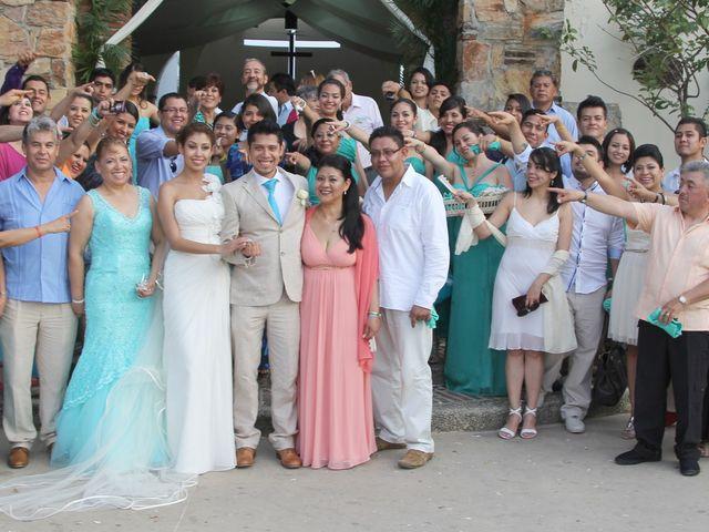 La boda de Alfonso y Laura en Huatulco, Oaxaca 5