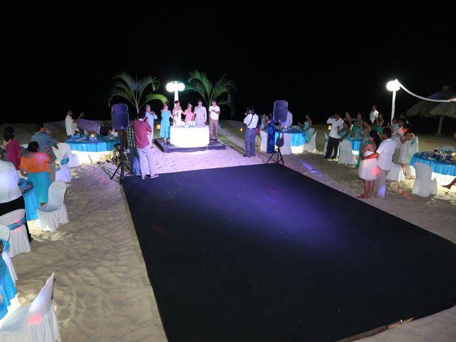 La boda de Alfonso y Laura en Huatulco, Oaxaca 7