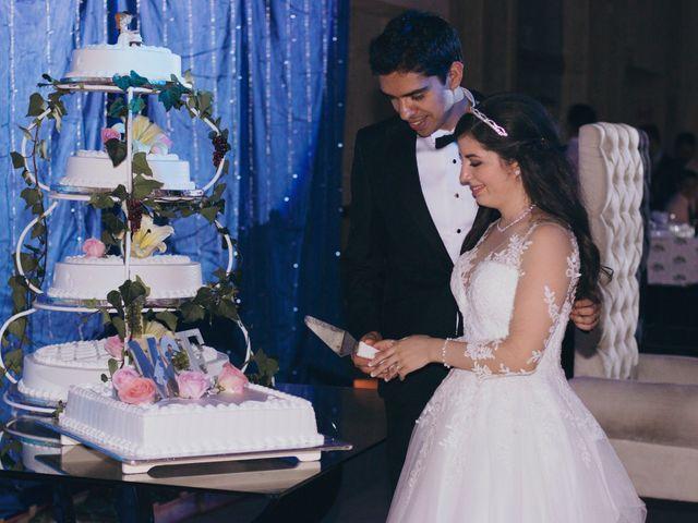 La boda de Marie y Edgar