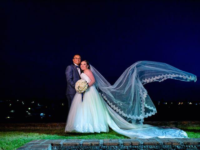 La boda de Juana y Erik